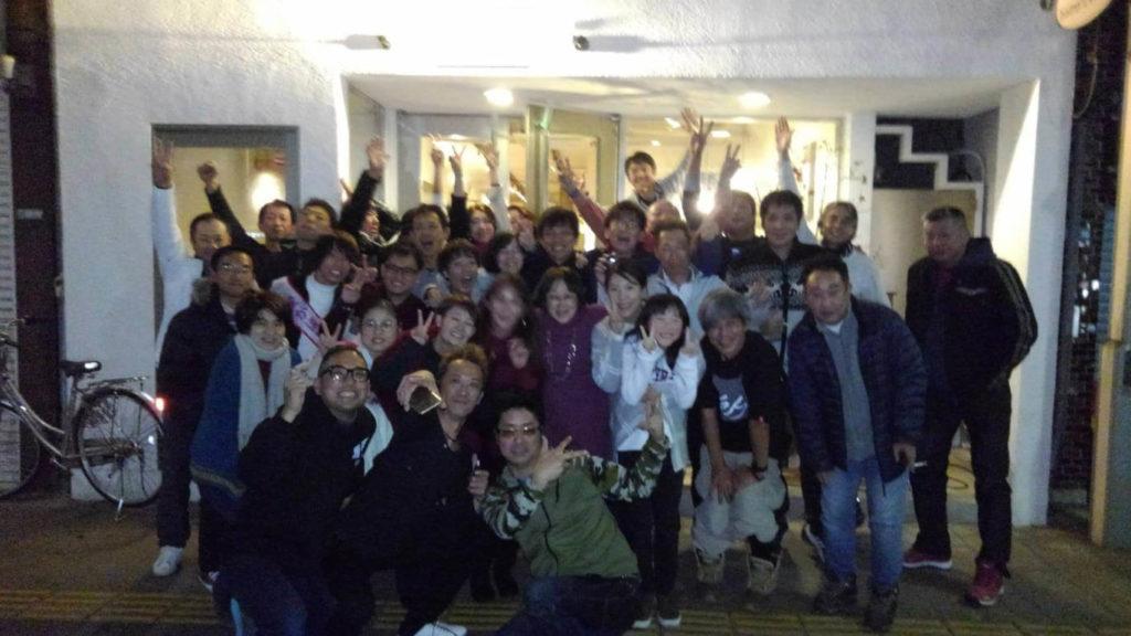 2018 バイクショップサイトウ大忘年会inビストロ椎名