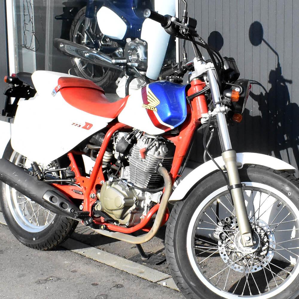 レンタルバイクイメージ